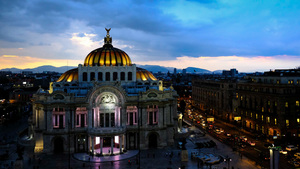 Bellas Artes, DF, Mexico