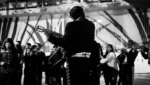 Mariachi, Plaza Girabaldi, Mexico City