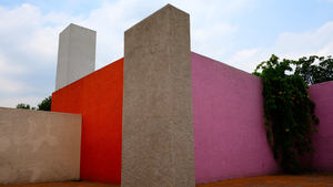 Terrace by Barragan, Mexico City