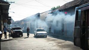 Not-So-Clean Diesel, Leon,  Nicaragua