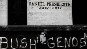 Daniel For President, Leon, Nicaragua