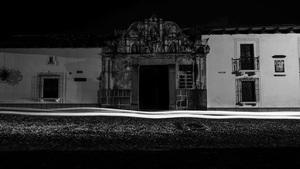 Calle Noche, Antigua, Guatemala