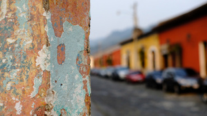 Layers, Antigua, Guatemala