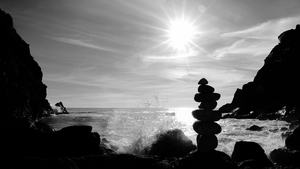 Cairn, Big Sur