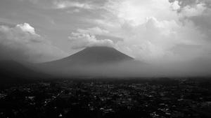 Volcan Agua, Antigua, Guatemala