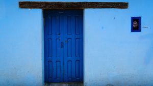 La Puerta Azul, San Cristobal
